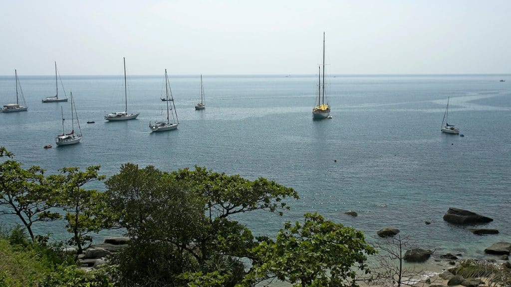 Thailand allowing tourists to quarantine on yachts in bid to revive Phuket tourism